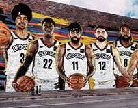 2019 Brooklyn Nets City Edition Launch