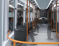 Tram seat | Sedačka do tramvaje