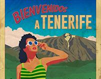 Bienvenidos a Tenerife