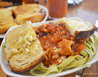 Food Photography: Ebai's Baguio City