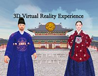 3D VR Heritage - Chang Deok Gung Palace