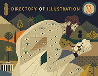Owen Davey Illustrates Directory of Illustrations