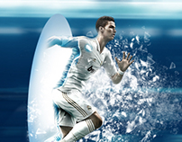 PES 2013 Poster