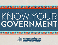 Infographic: Know Your Government! (Save PH Seas)
