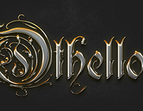 Othello Typography