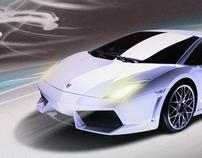 Power car