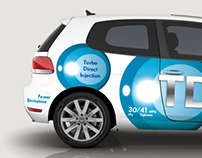 TDI Vehicle Wraps