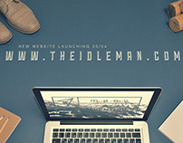 The Idle Man Website