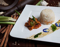 Food Photography for Breakwater Restaurant Maldives