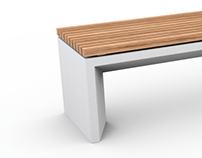 Concrete Bench | SLIC