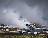 HELLISHEIÐI GEOTHERMAL POWER STATION – Iceland