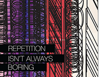 Repetition isn't Always Boring
