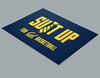 Cal Basketball - Stationery Set