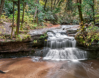 Creation Falls - Red River Gorge - Kentucky