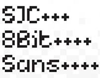 SJC 8Bit Sans