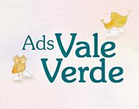 Anúncios para a Vale Verde