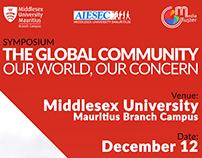 Symposium at MDX | Dec 2015
