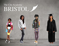 The City Academy Bristol Banner