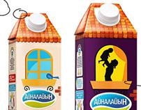 """Milk """"Ainalain"""""""
