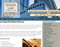 Las Vegas Real Estate Attorney - Marc Simon