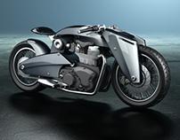 Alfa Lobo Motorcycle