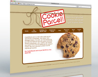 CookieParcel.com Website