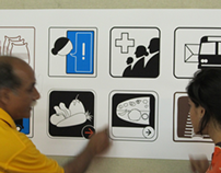 Pictograms, Indian Context