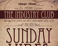 mbargo Industry Poster