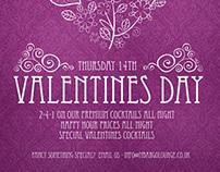 mbargo Valentines Poster