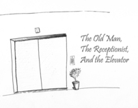 The Old Man, The Receptionist And the Elevator