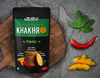 WeDesi - Khakhra Chips Packaging Design