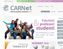 CARNET - Academic Network Portal