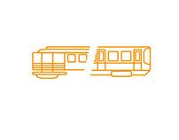 Tramway : San Francisco / Nantes