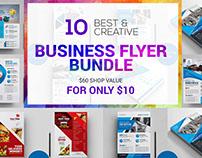 Professional Creative Flyer Design 2018