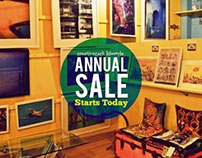 CREATIVEGARH LIFESTYLE ANNUAL SALE
