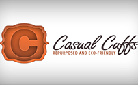 Casul Cuffs Logo/Branding