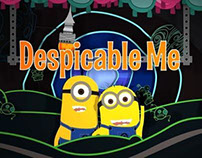 Despicable Me Title Sequence