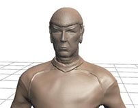 Spock_Digital_Sculpting