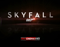 """SKY FALL"" SKY CINEMA PROMO LAUNCH"