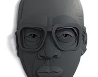 Jay Z Head