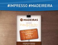 Convite Madeireira