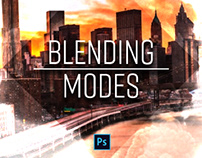 My Blending Mode techniques using PhotoshopCC