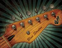 Blue Stratos Band   Recording, Mixing & Mastering