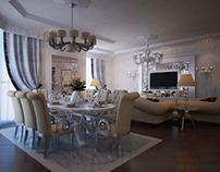Penthouse in Krasnodar