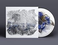 CD-Artwork: Rany - Blaue Blumen