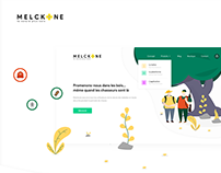 Melckone - Website