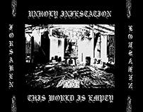 FORSAKEN shirt for Unholy Infestation