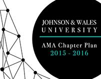 American Marketing Association - Chapter Plan 2015-2016