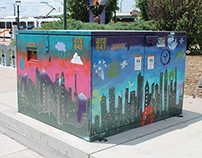 Utility Box - Renewable Academy