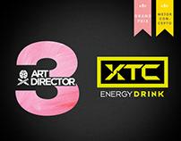 Art Director 2018 · XTC · Mejor Concepto / Grand Prix